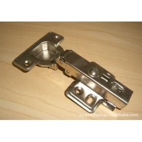 橱柜铁液压铰链 直身,固定底座