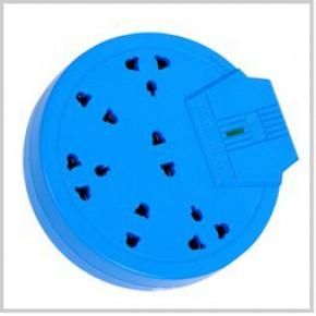 慈达生活环保插座/转换器/接线板/绕线盘JY-601(2m)