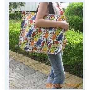 特价提供【多姿多彩】塑料编织环保手提袋