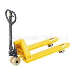 叉车|长沙叉车|手拖车|液压车|2吨手动液压托盘搬运叉车