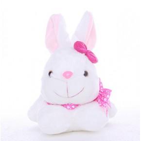 波波娃 毛绒玩具  批发 趴兔