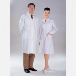 涤65%/棉35% 西安医用护士服白大褂