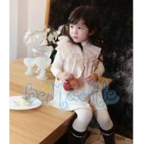 外贸日韩童装混批发代理销女秋童长袖连衣裙2011秋款一件代发货