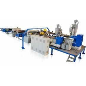 ABS单层、多层复合板生产线