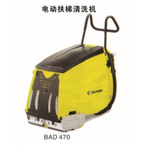 英国贝浦BAD470电动扶梯清洗机系列