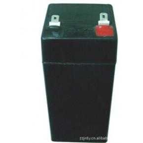 4V4AH铅酸蓄电池,用于电子秤和应急灯等