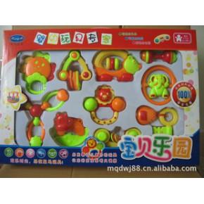 开启婴幼儿的感观和智力 皇马玩具
