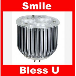 3W 大功率高显色 室内暖白 GU5.3  MR16 LED灯杯 杯灯