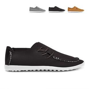 pu革欧式休闲鞋潮鞋