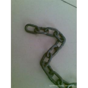 铁链 锚链 起重链 长条链 焊接镀锌链条  防护链