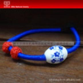 【原创手工】厂家供应 民族饰品 民族风手工编织手链 SL-A014