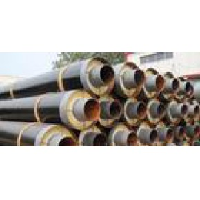 地埋敷设钢套钢蒸汽保温钢管热网专用沧州生产供应商