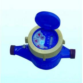 冷水水表 半液封水表  塑料半液封水表价格
