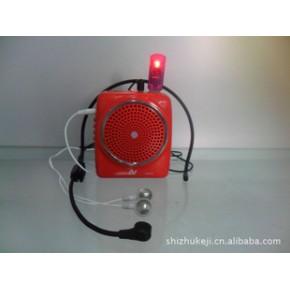 批发LD118/扩音器/扩音机/喊话器/带收音.耳机.USB.SD卡播放功能