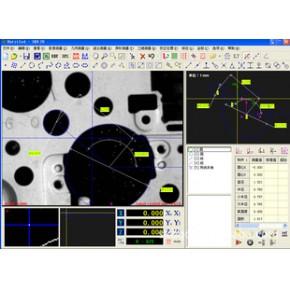 日本三丰MF测量显微镜影像升级及量测软件