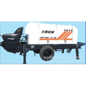 HBTS系列多种规格型号质优价廉混凝土输送泵