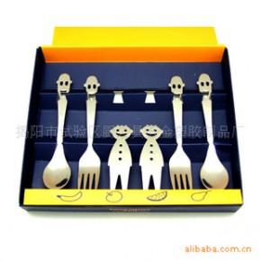 不锈钢促销餐具礼品套装 厨之具