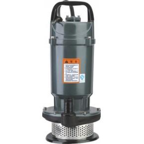 上海索斯科QDX/QX 小型潜水电泵 规格型号及技术参数