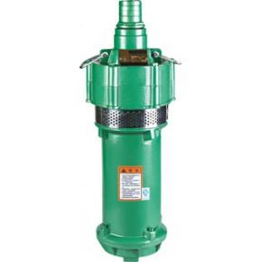 上海索斯科 QD/Q多级潜水电泵 规格型号及主要参数