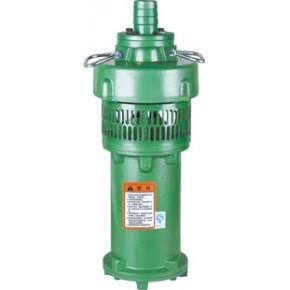 上海索斯科 QY油浸式潜水电泵系列 规格型号及主要技术参数