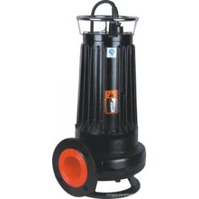 上海索斯科 WQAS 切割式排污泵系列 规格型号及主要技术参数