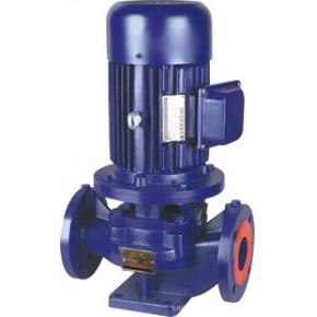 上海索斯科 IRG 立式管道离心泵系列 规格型号及主要技术参数