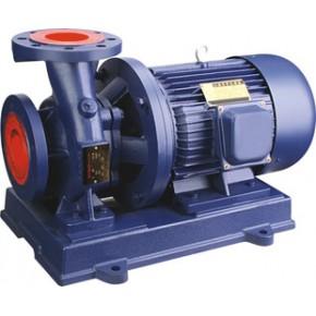 上海索斯科 ISW/ISW(R)管道离心泵系列 规格型号及主要技术参数
