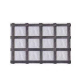 多种高品质高质量的钢塑格栅
