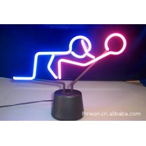 优质霓虹插座灯 霓虹管、塑胶座
