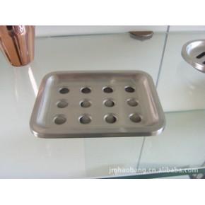 不锈钢十二孔肥皂盒 不锈钢
