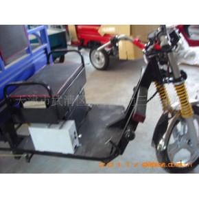 120水电池拉货电动三轮车  500公斤  需配电池