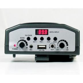 小蜜蜂898扩音器 至尊牌腰挂便携式 促销多功能扩音机