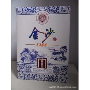 贵州特产 金沙回沙酒(1988 白钻)酱香型白酒