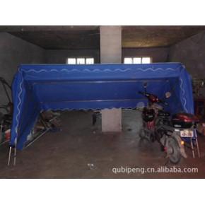 优质钢管停车棚、伸缩蓬、停车篷、阳光雨棚
