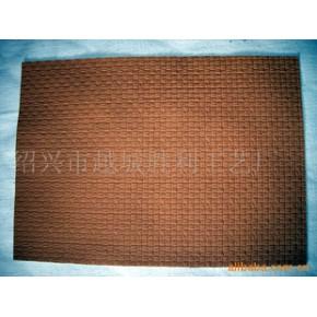 自主开发pvc工艺外贸出口餐垫