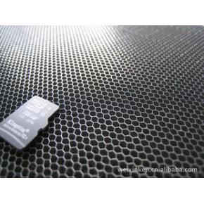 空气净化器用微孔铝蜂窝芯基材
