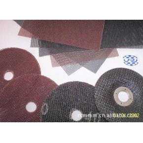 网格砂布抛磨轮 磨凸轮轴砂轮