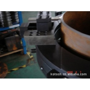 上海油威机械成套设备有限公司供应不锈钢内胀式管道倒角机