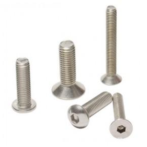外六角螺栓,内六角圆柱头螺栓,双头螺栓,活节螺栓,马车螺栓
