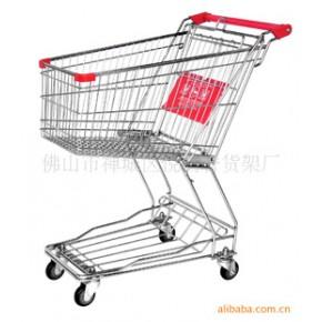 线脚购物车,超市货架,电镀线脚购物车,货架配件
