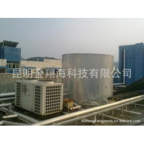 云南昆明太阳能热水工程系统