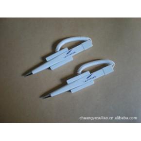 造型新颖广告台笔 金属台笔 圆珠笔 礼品笔