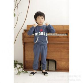 2011韩国南大门 新秋款 进口童装 批发 舒适可爱 亮点