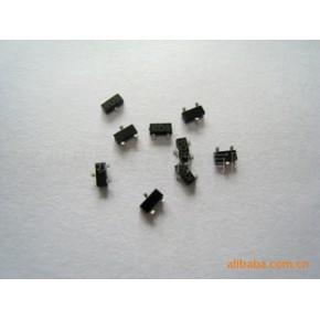 贴片SOT-23-3L封装单向可控硅MCR100-6P01/MCR16电压600V
