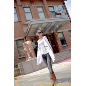 2011冬季新款 广岛之恋安意炫 光版坡跟雪地靴 P-2