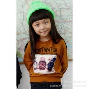 韩国进口童装批发 2011新款 舒适可爱