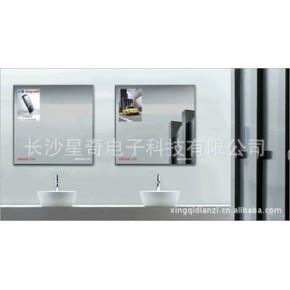 镜各种高亮面多画灯箱、镜面多画感应灯箱、镜面灯箱