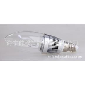 LED烛泡 导光柱 2w 160流明