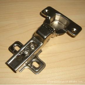 优质二段力新型橱柜铰链 中弯,半盖门