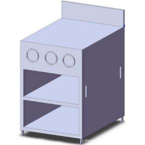 ECMC推杯器不锈钢工作台